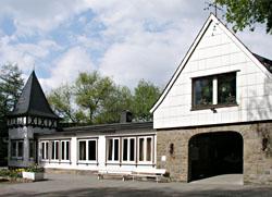 Neues Bootshaus
